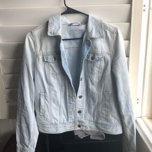 Mossimo Light Wash Jean Jacket